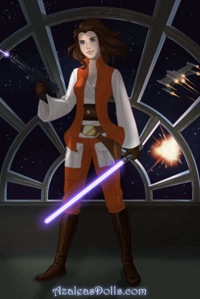 Review and photos of Star Wars Bishoujo Jaina Solo statue ... |Star Wars Episode 7 Jaina Solo
