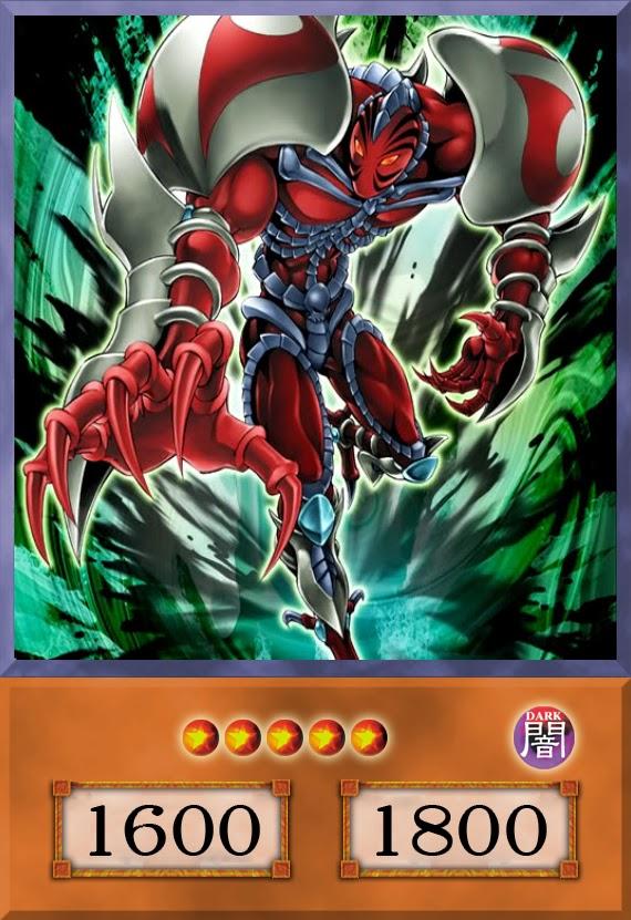 elemental hero necroshade by callofgfx on deviantart