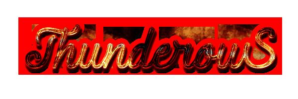 Thunderous by CallofGFX