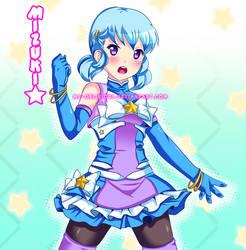 Mizuki Contest by Rainbowshi
