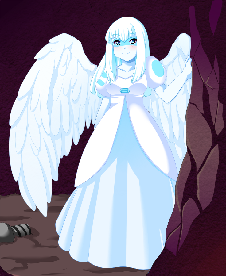 I'm your Guardian angel by Rainbowshi