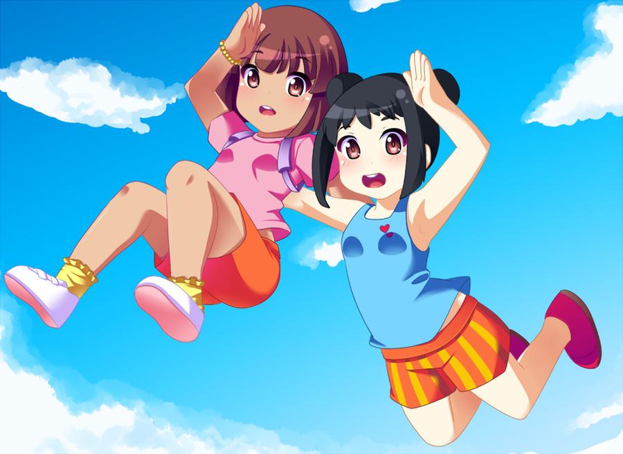 International Love by Rainbowshi on deviantART