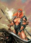 Massive Red Sonja
