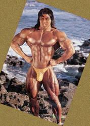Tarzan by Musclelicker
