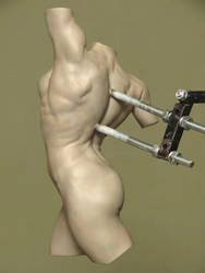 Nick Bibby - Sculpture Artemis 2