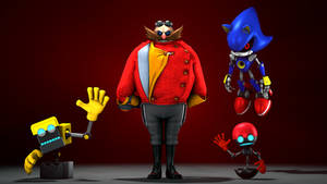 [Sonic The Hedgehog SFM] Eggman Empire by SonicBoom13561