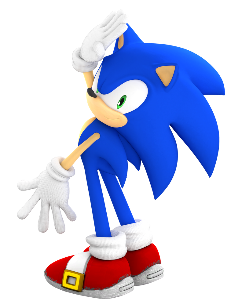 Blender] Another Sonic Channel Remake by SonicBoom13561 on