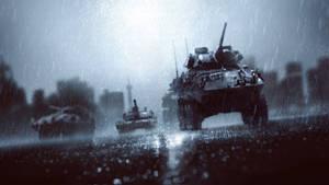 Battlefield 4 Background Clean