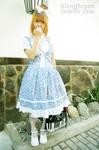 Deviant ID: Hi miss Alice.