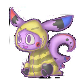 FluffyBee by Lostfire-Soulz312