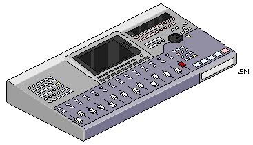 Yamaha AW4416 by Suicidal-Melon
