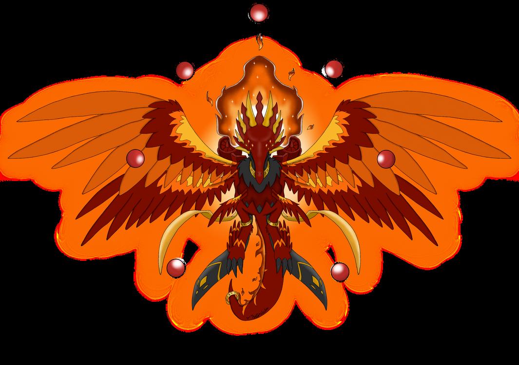 Zhuqiaomon's Elite Form by AuraMana on DeviantArt