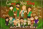 Camp YouTube   YouTubers