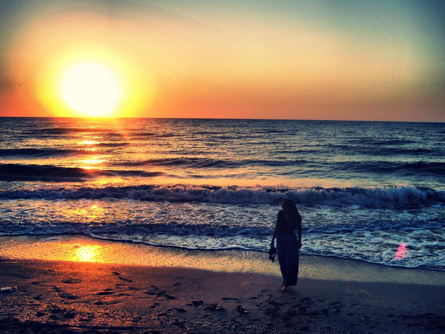 Sunrise. by fumdetigara