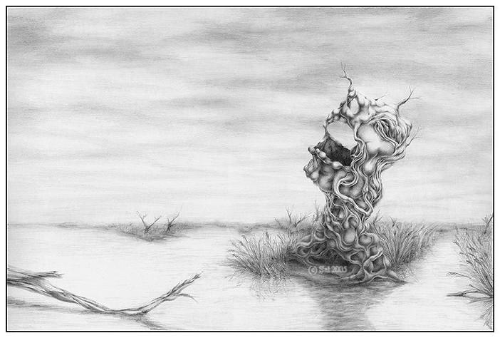 Desolation by SalHunter