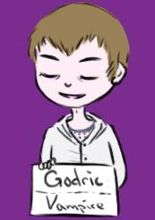 Godric by humaninu