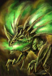 Insect dragon