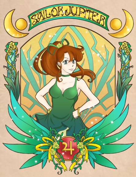 SailorJupiter by 3dvanity