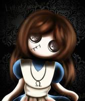 Alice Doll  by LillielZangeki89