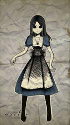 Alice  by LillielZangeki89