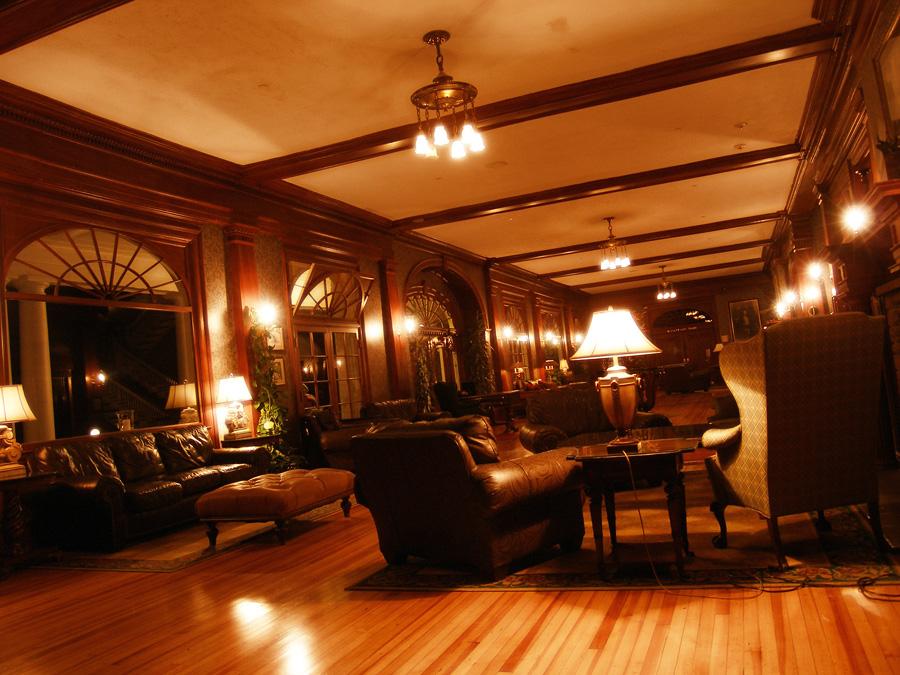 Stanley Hotel Lobby by OrganBoy