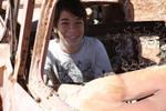 'His first car'