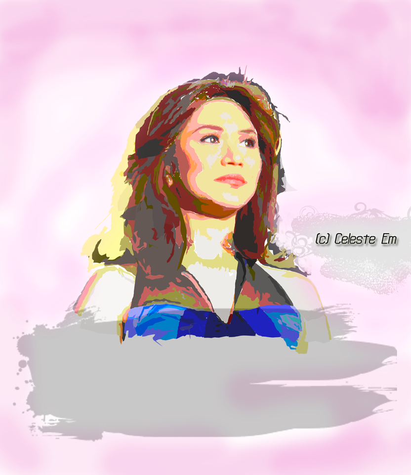 vexel_art___sarah_geronimo_by_cesmendoza-d4x1s80png