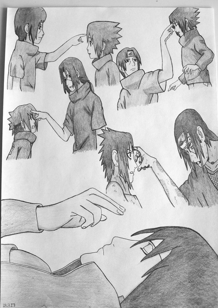 sorry sasuke by ViivaVanity