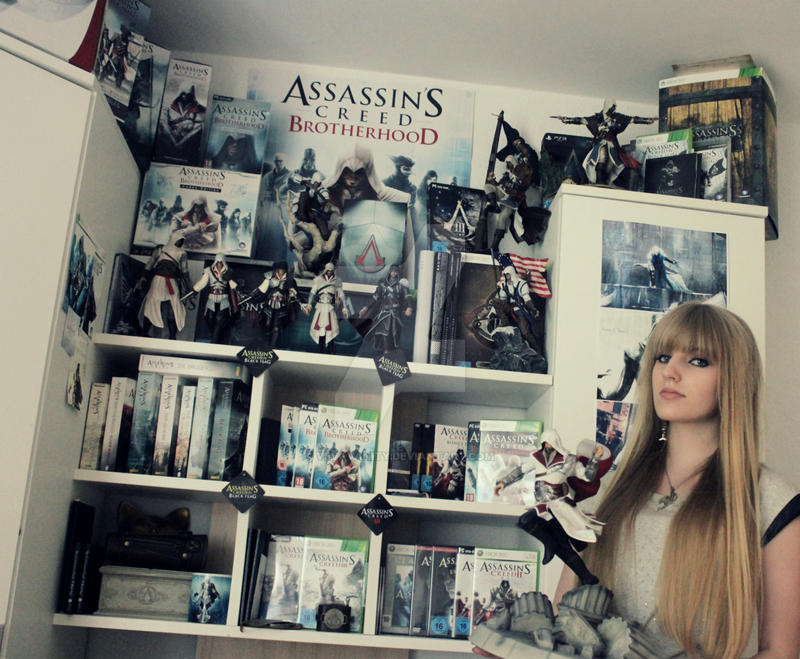 Assassins Creed Collection 2.0 by ViivaVanity