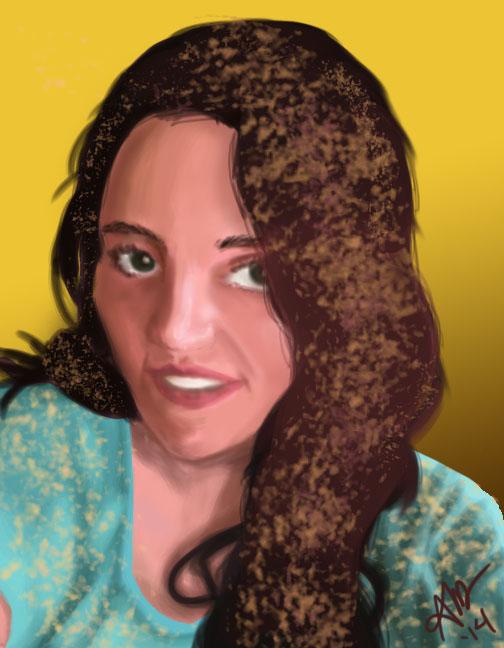 Enzeru-Youkai - Angie Self Portrait by Enzeru-Youkai