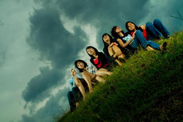 women in DA by fkusuma