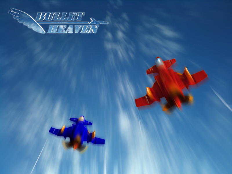 Bullet Heaven: Rushing Flight by Serraxor