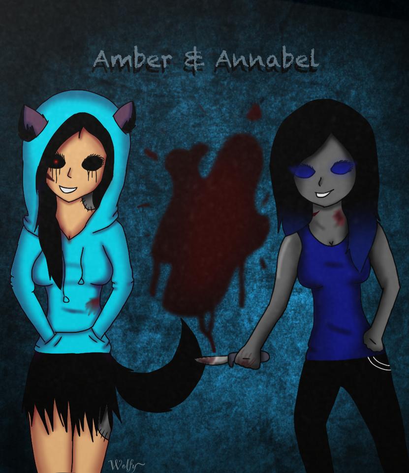 Friends by Pinkwolfly
