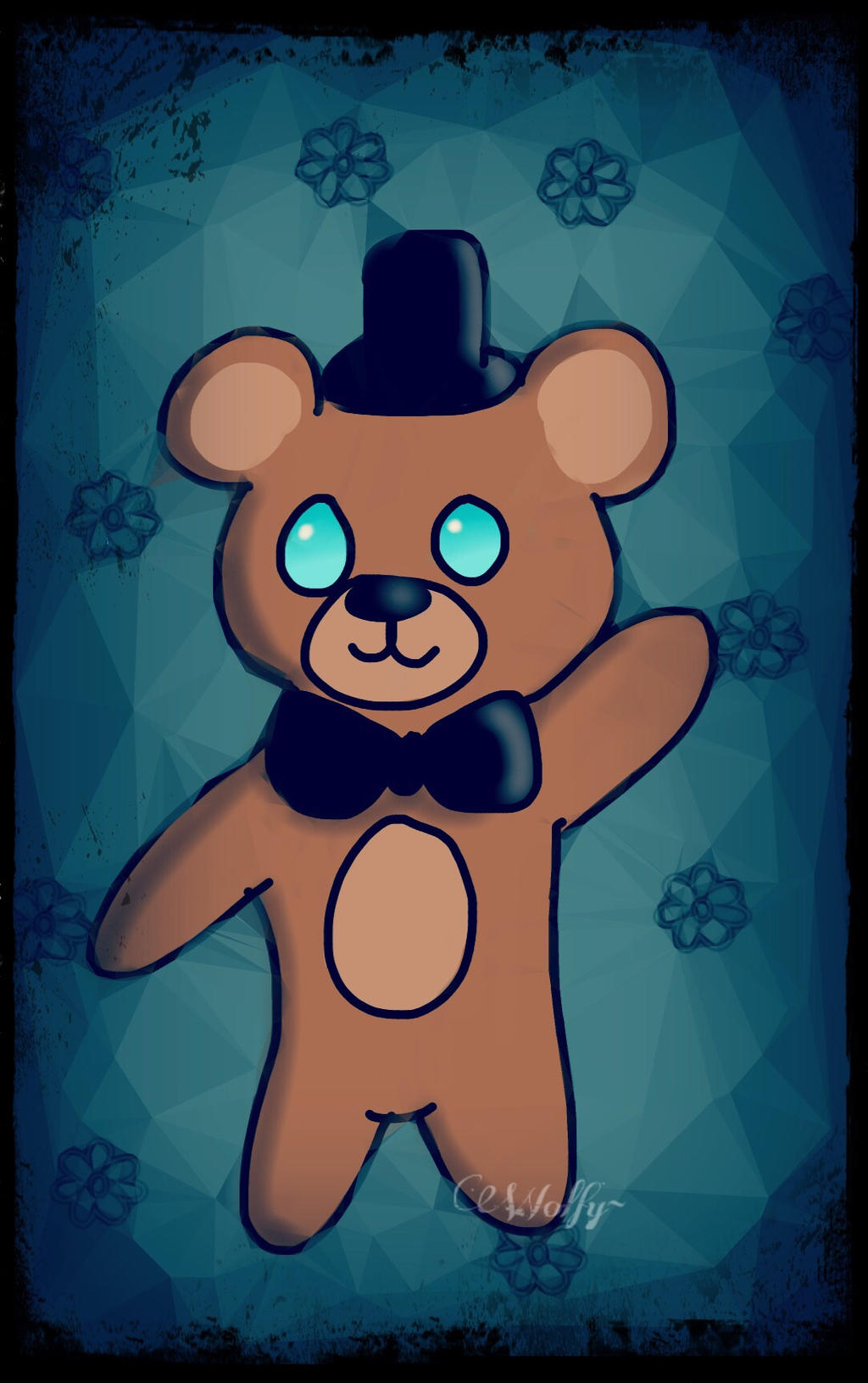 Freddy by Pinkwolfly