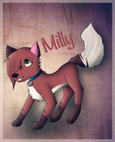Milly by Pinkwolfly