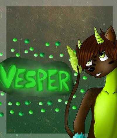 Vesper by Pinkwolfly