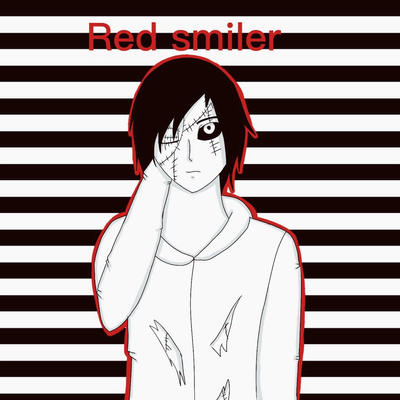 RQ-Red smiler by Pinkwolfly