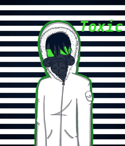 RQ-Toxic by Pinkwolfly