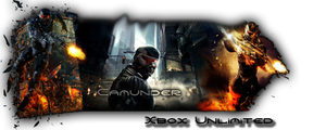 Crysis 2 sign by Camunder