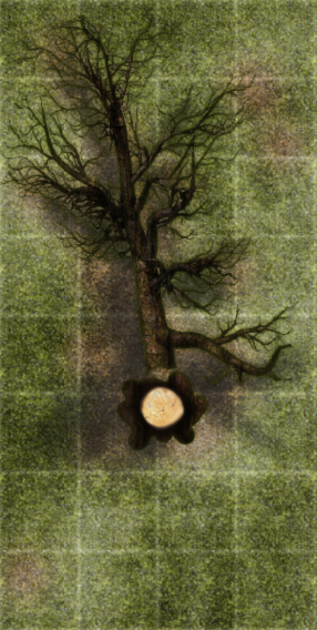 Tiles tree by Camunder