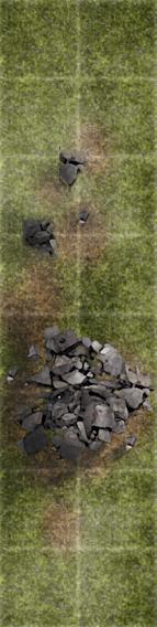 tiles rock by Camunder