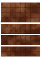 wood tiles by Camunder