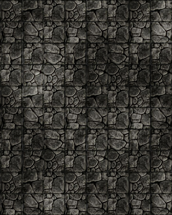 dungeon rock tiles by Camunder
