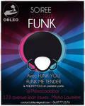 Obleo Funky night