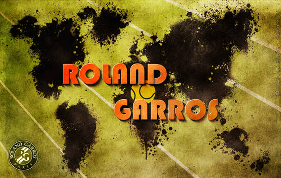 Roland Garros wallpapers by Camunder