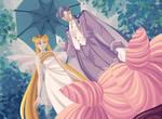 Sailor Moon Redraw: Neo Crystal Tokyo