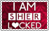 I am sherlocked stamp by Pingwinka9