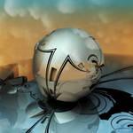 Shiny Fractal Ball