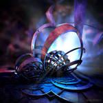 Star Fracker Mandelbulb 3D Fractal Rework