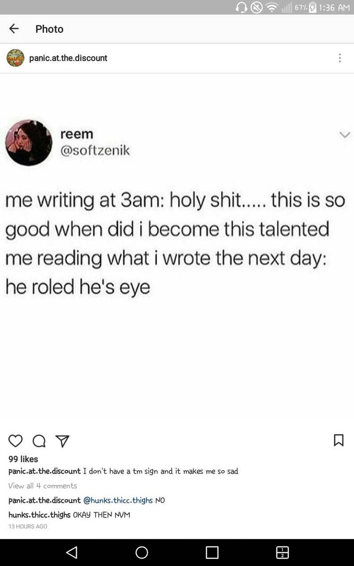 Me when I write my 3 am poems on Wattpad by SyaoranLover5000 on